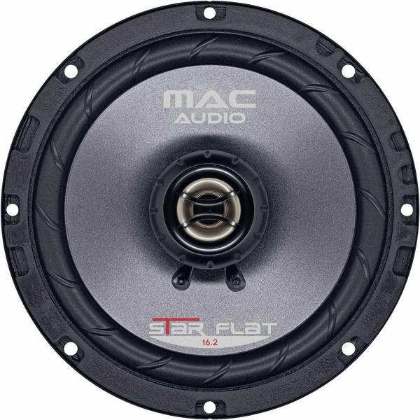 Altoparlanti da incasso per auto - Mac Audio STAR FLAT 16.2 Altoparlante coassiale da incasso a 2 vie 280 W Contenuto: 1 Paia -