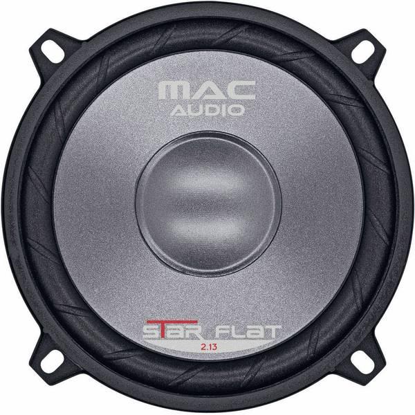Altoparlanti da incasso per auto - Mac Audio STAR FLAT 2.13 Altoparlante coassiale da incasso a 2 vie 280 W Contenuto: 1 Paia -