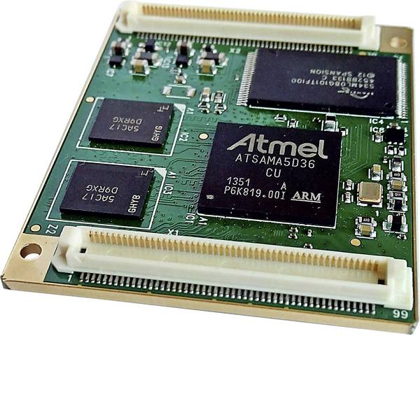 Kit e schede microcontroller MCU - Taskit Scheda di sviluppo StampA5D36 (1GB/512R) taskit Stamp Atmel SAMA5 -