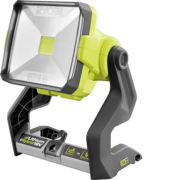 Illuminazioni per cantieri - RyobiIlluminazione per cantieriRiflettore da cantiere a LED R18ALH-0 ONE+5133002339 senza batteria LED Verde, Nero -