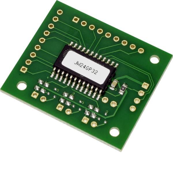 Kit e schede microcontroller MCU - Code Mercenaries Scheda di sviluppo JoyWarrior24GP32-MOD -