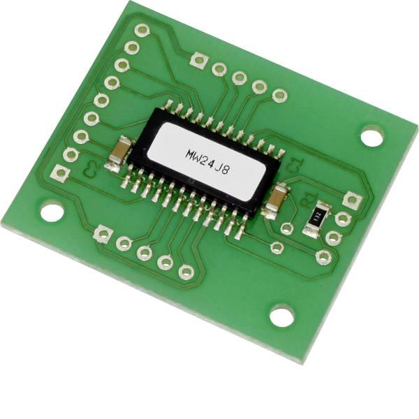 Kit e schede microcontroller MCU - Code Mercenaries Scheda di sviluppo MouseWarrior24J8-MOD -