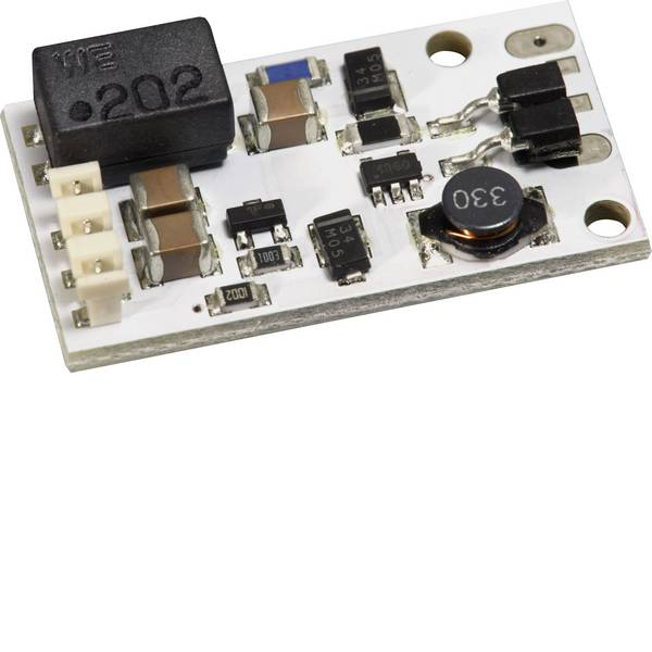 Moduli e schede Breakout per schede di sviluppo - Code Mercenaries Modulo di alimentazione LED-Warrior05-MOD (crimp/plug) -