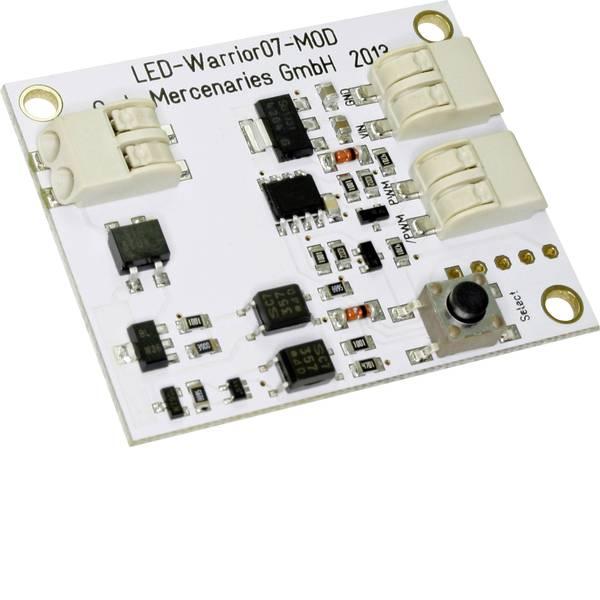 Kit e schede microcontroller MCU - Code Mercenaries Scheda di sviluppo LED-Warrior07-01-MOD -