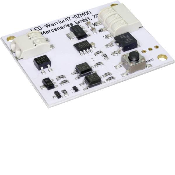 Kit e schede microcontroller MCU - Code Mercenaries Scheda di sviluppo LED-Warrior07-02-MOD -
