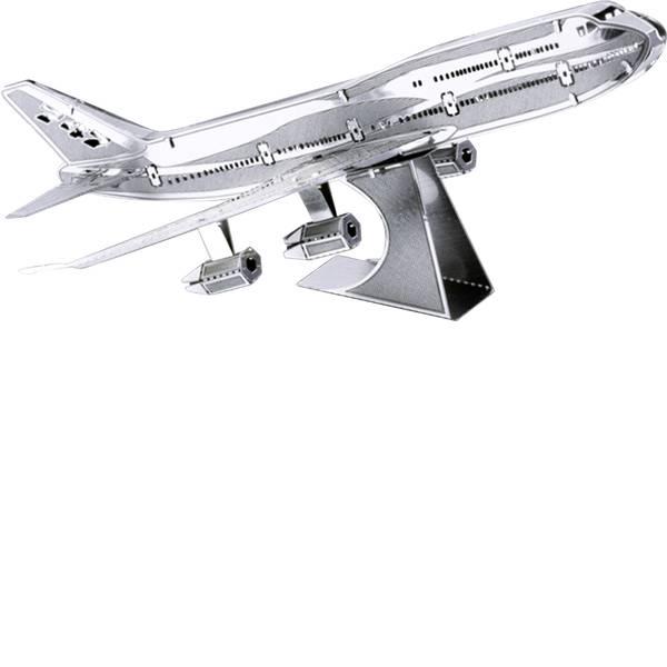Kit di montaggio Metal Earth - Kit di metallo Metal Earth Commercial Jet Boeing 747 -