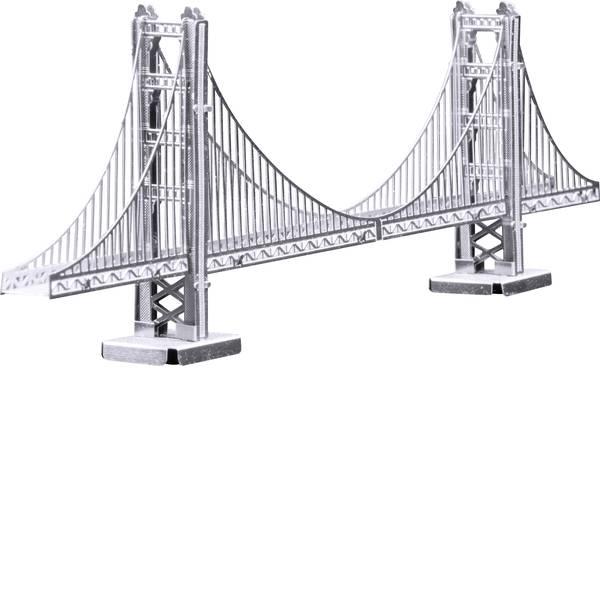 Kit di montaggio Metal Earth - Kit di metallo Metal Earth Golden Gate Bridge -