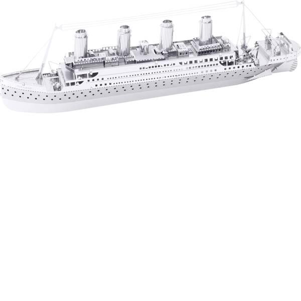 Kit di montaggio Metal Earth - Kit di metallo Metal Earth Schiff Titanic -