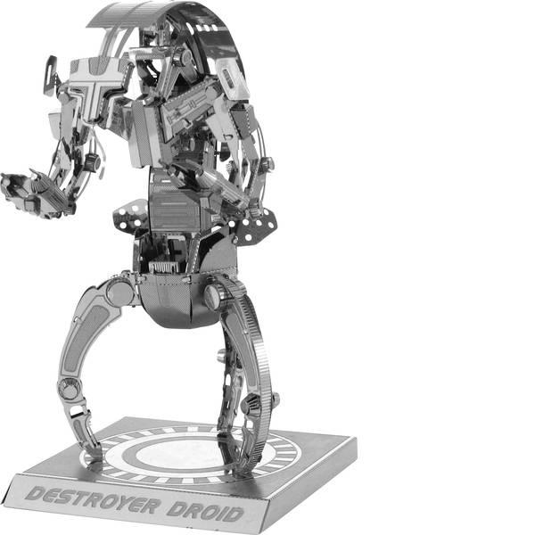 Kit di montaggio Metal Earth - Kit di metallo Metal Earth Star Wars Destroyer Droid -
