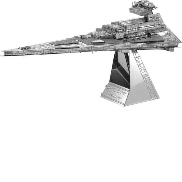 Kit di montaggio Metal Earth - Kit di metallo Metal Earth Star Wars Star Destroyer -