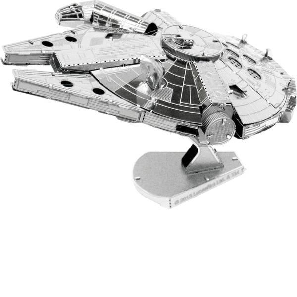 Kit di montaggio Metal Earth - Kit di metallo Metal Earth Star Wars Millenium Falcon -