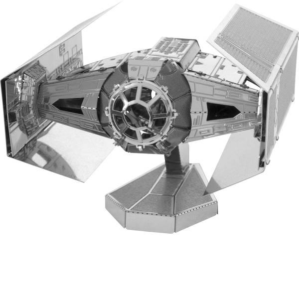Kit di montaggio Metal Earth - Kit di metallo Metal Earth Star Wars Vader TIE Fighter -