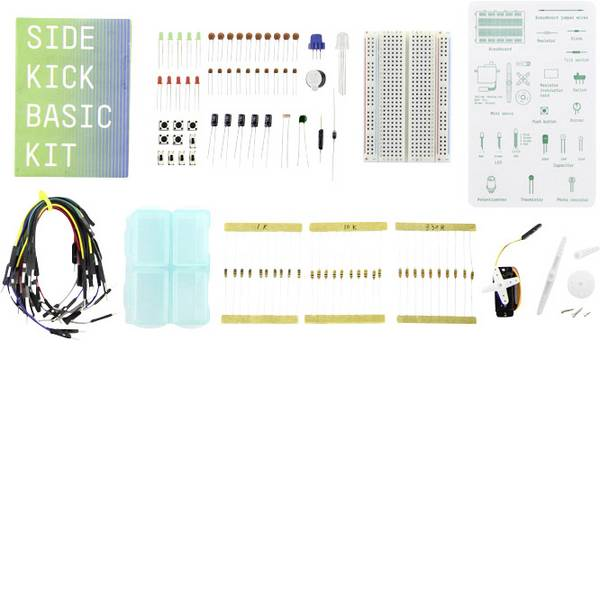 Kit e schede microcontroller MCU - Seeed Studio Starter kit 815011001 Adatto per (scheda): Arduino, Seeeduino, Seeeduino ADK -