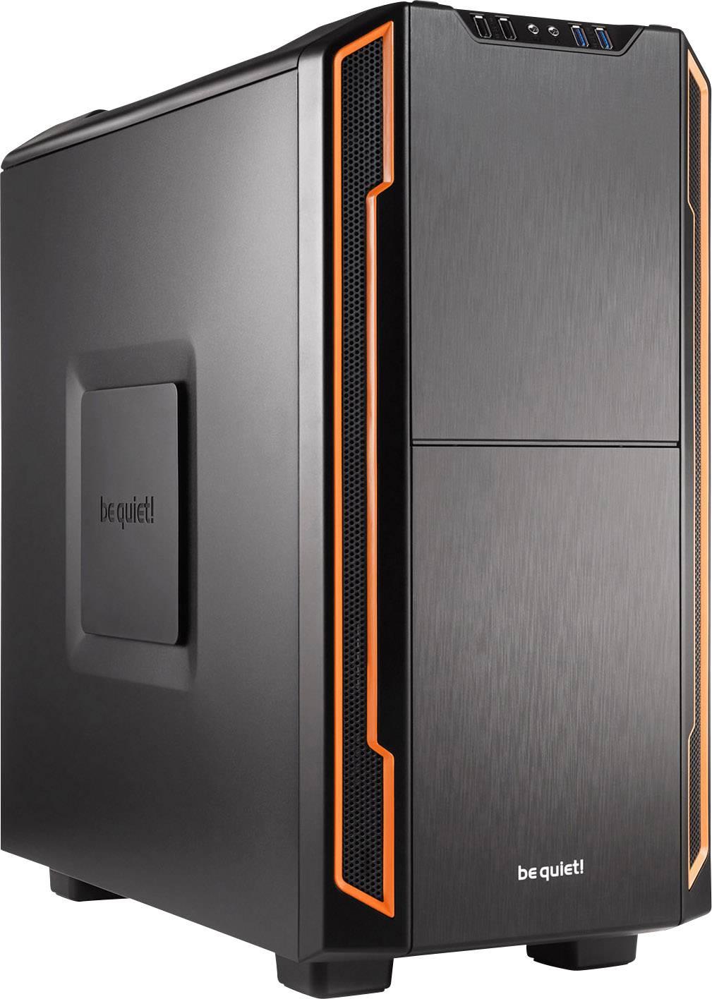 Midi-Tower PC Case da gioco Be