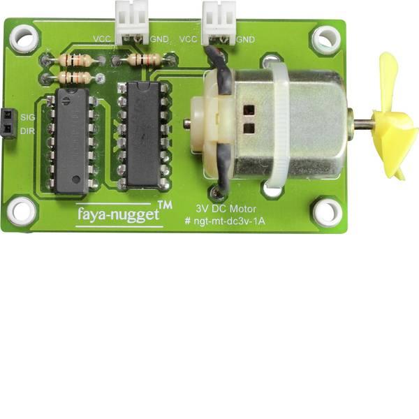 Moduli e schede Breakout per schede di sviluppo - Fayalab Nugget Faya 3V Motormodul Adatto per (scheda): Arduino, Fayaduino -