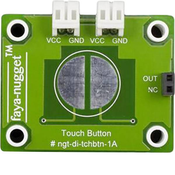 Moduli e schede Breakout per schede di sviluppo - Fayalab Nugget Faya Touch Button Switch Adatto per (scheda): Arduino UNO, Arduino -