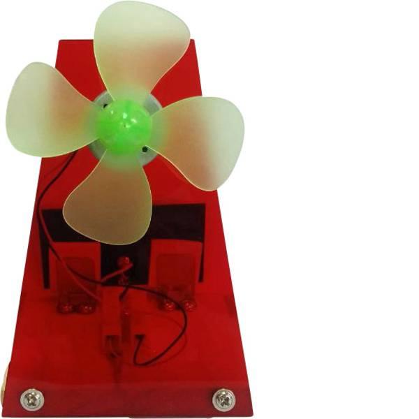 Kit esperimenti e pacchetti di apprendimento - Kit da costruire Arexx WTR-VENT Solar Ventilator WTR-VENT -