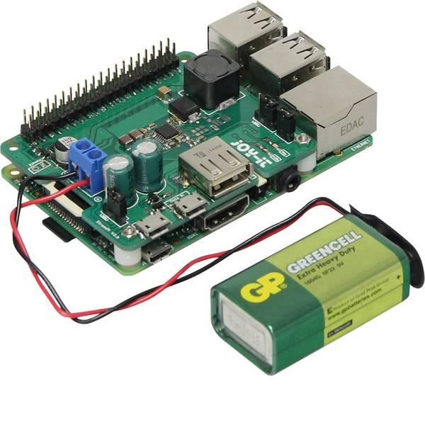 Shield Arduino e HAT Pi - UPS Raspberry Pi® UPS RB-Strompi2 Arduino, Banana Pi, Raspberry Pi® A, B, B+, Raspberry Pi® 2 B, Raspberry Pi® 3 B,  -