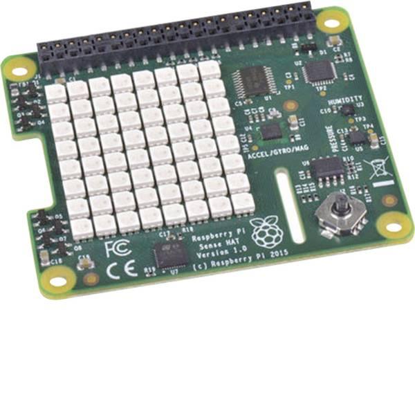 Shield Arduino e HAT Pi - Scheda di espansione Raspberry Pi® Sense Hat Raspberry Pi® A, B, B+ -