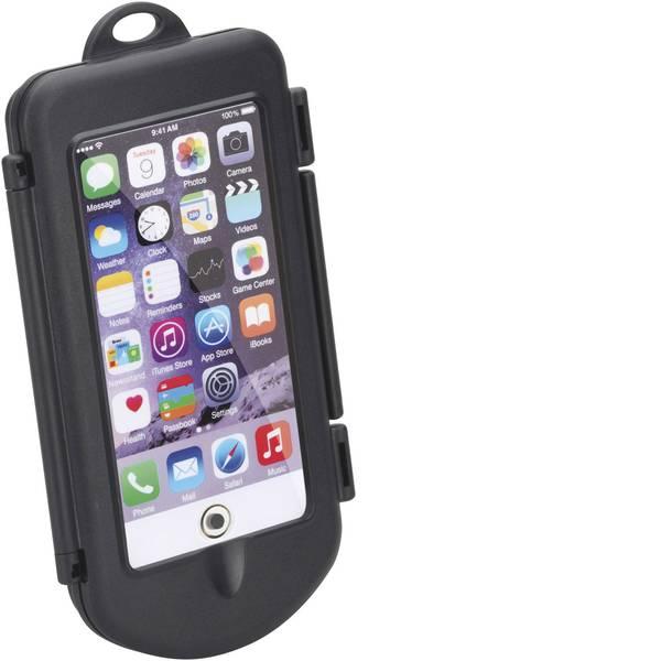 Altri accessori per biciclette - Supporto da manubrio per smartphone Herbert Richter Smartphone-Spritzschutz-Box L Nero -