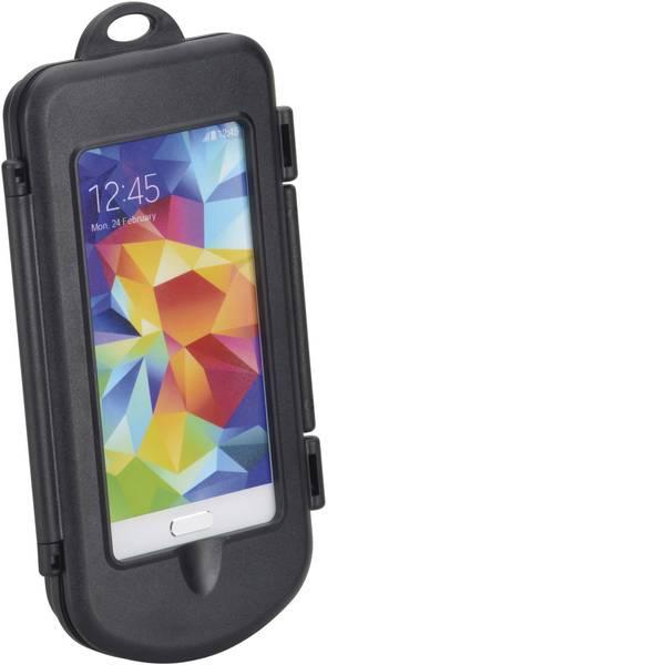 Altri accessori per biciclette - Supporto da manubrio per smartphone Herbert Richter Box M Nero -