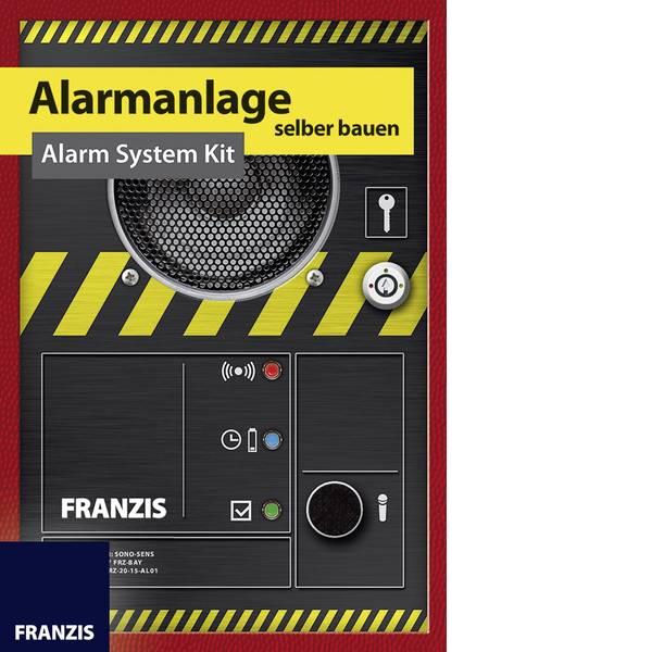 Kit esperimenti e pacchetti di apprendimento - Kit esperimenti Franzis Verlag Alarmanlage selber bauen 65293 da 14 anni -
