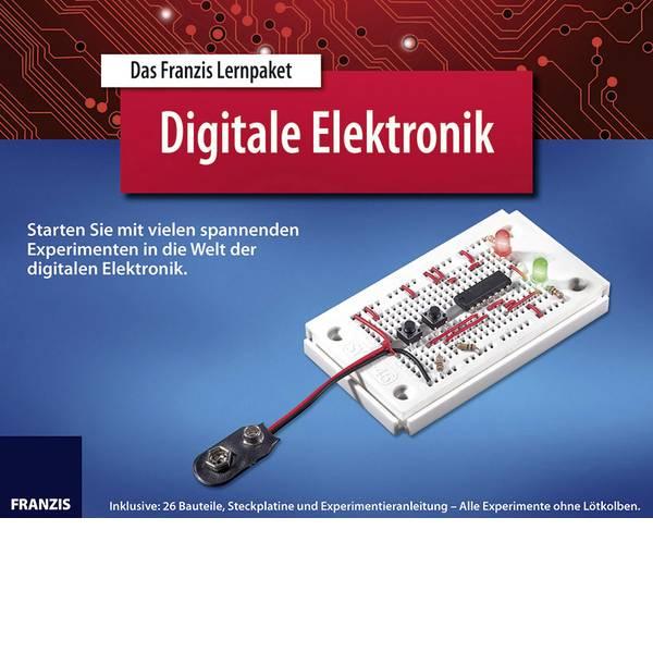 Kit esperimenti e pacchetti di apprendimento - Pacchetto di apprendimento in lingua Tedesca Franzis Verlag Digitale Elektronik 65315 da 14 anni -
