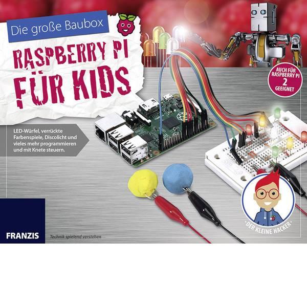 Kit esperimenti e pacchetti di apprendimento - Kit per esperimenti Franzis Verlag Raspberry Pi für Kids 65291 da 14 anni -