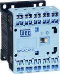 Contattore ausiliario compatto CWCA, con connessione senza viti