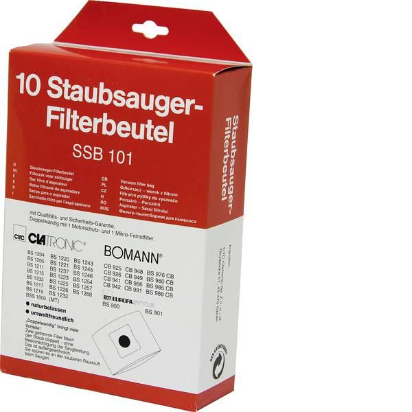 Sacchetti per aspirapolvere - Clatronic SSB 101 Sacchetto aspirapolvere 10 pz. -