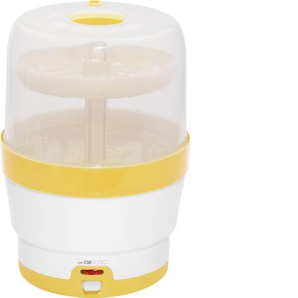 Scalda pappe - Sterilizzatore per biberon Clatronic BFS 3616 Bianco, Giallo -