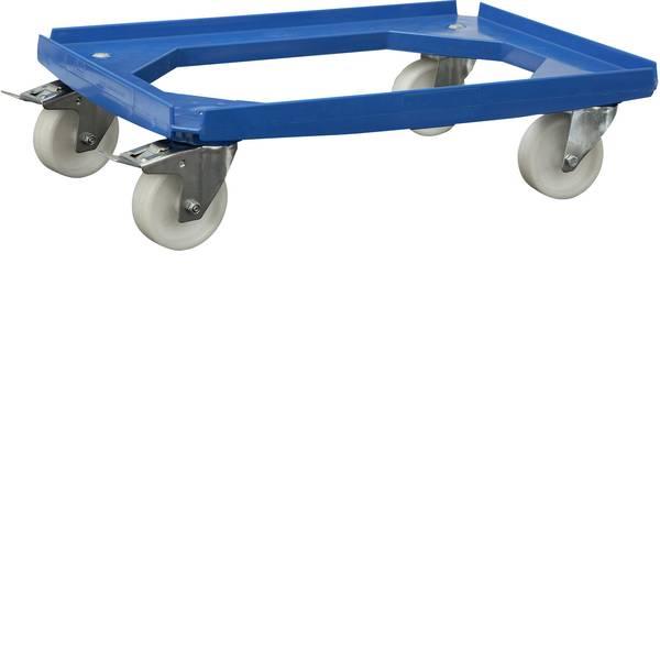 Carrelli e pianali di trasporto - Piattaforma con ruote Plastica Capacità di carico (max.): 250 kg Alutec 05200 -