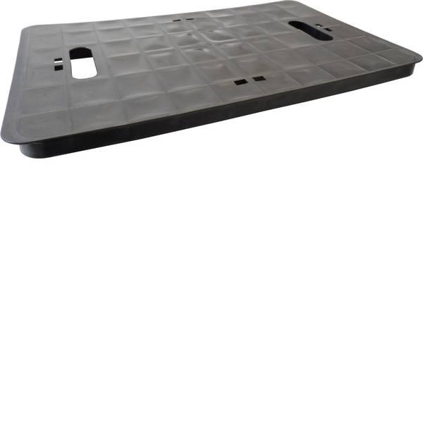 Carrelli e pianali di trasporto - Vano di carico Capacità di carico (max.): 250 kg Alutec 05210 -