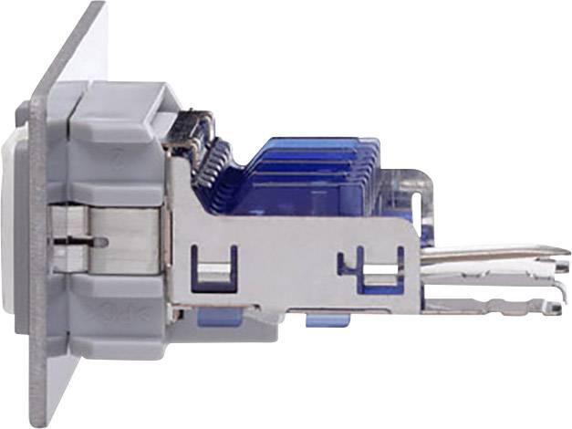 Inserto multimedia RJ45 con cambio di genere Oehlbach MMT CAT 6