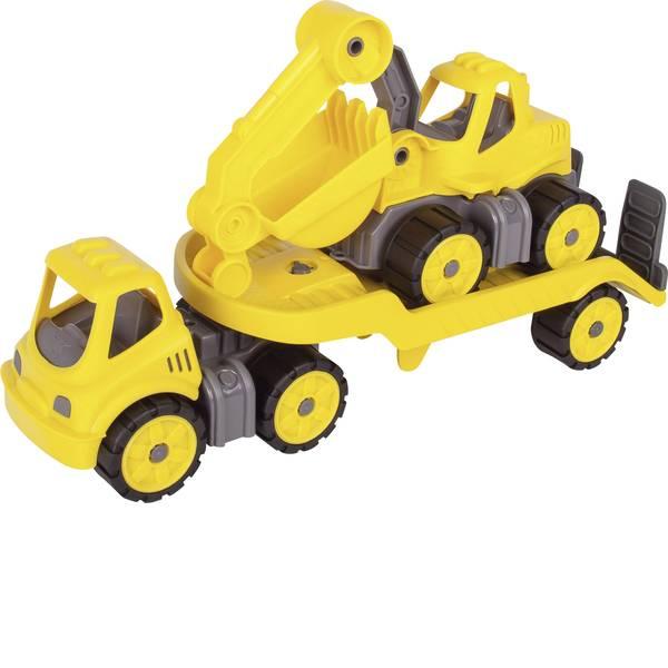 Veicoli giocattolo per bambini - BIG Power-Worker Mini furgoni + macchina -