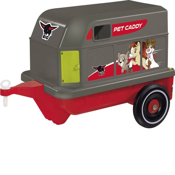 Auto a spinta - BIG Bobby-Car-Pet-Caddy -