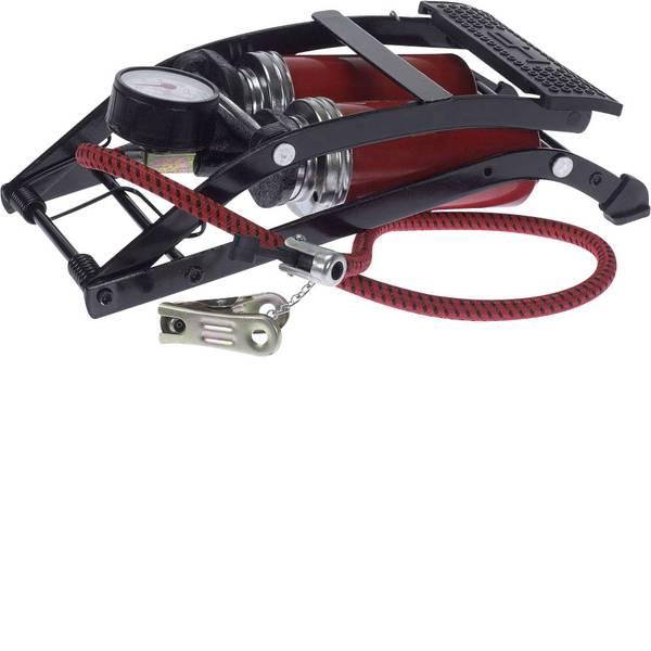 Strumenti speciali per auto - Pompa a pedale con doppio cilindro 1403300 Pompa daria per bicicletta -