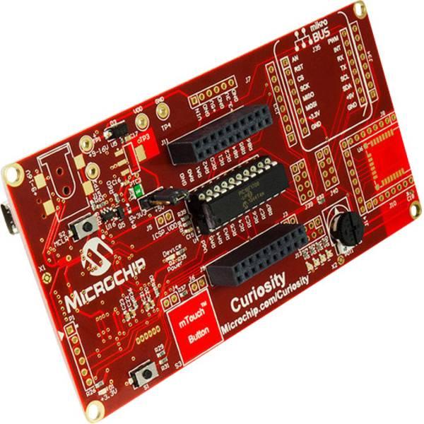 Kit e schede microcontroller MCU - Microchip Technology Scheda di sviluppo DM164137 PIC® -