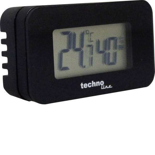 Termometri da auto - WS 7006 Techno Line Termoigrometro Temperatura interna, Umidità -20 fino a +50 °C -
