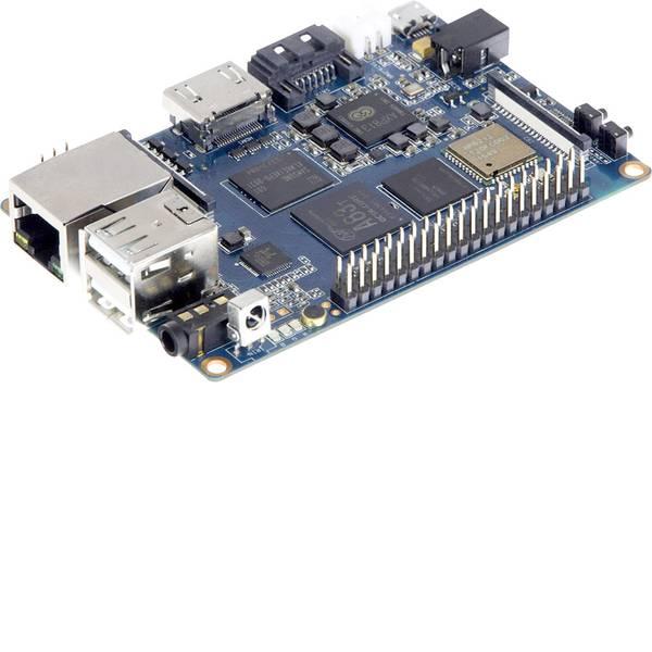 Schede di sviluppo e Single Board Computer - Banana Pi BPI-M3 BPI-M3 2 GB 8 x 2.0 GHz Banana PI -