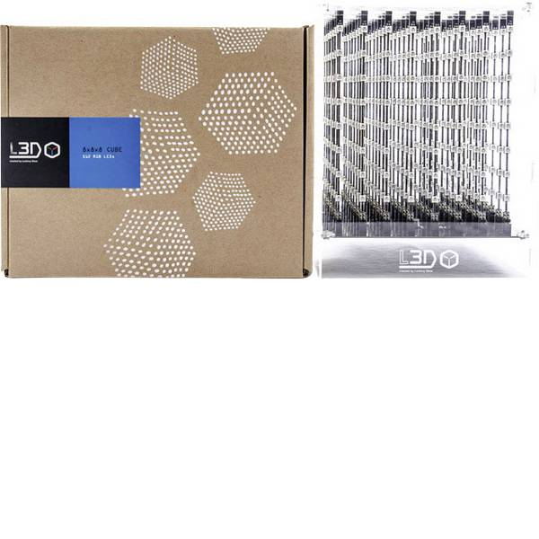 Kit e schede microcontroller MCU - Looking Glass Kit di prototipazione L3D Cube (8x8x8 Full Color Kit) STM32 -