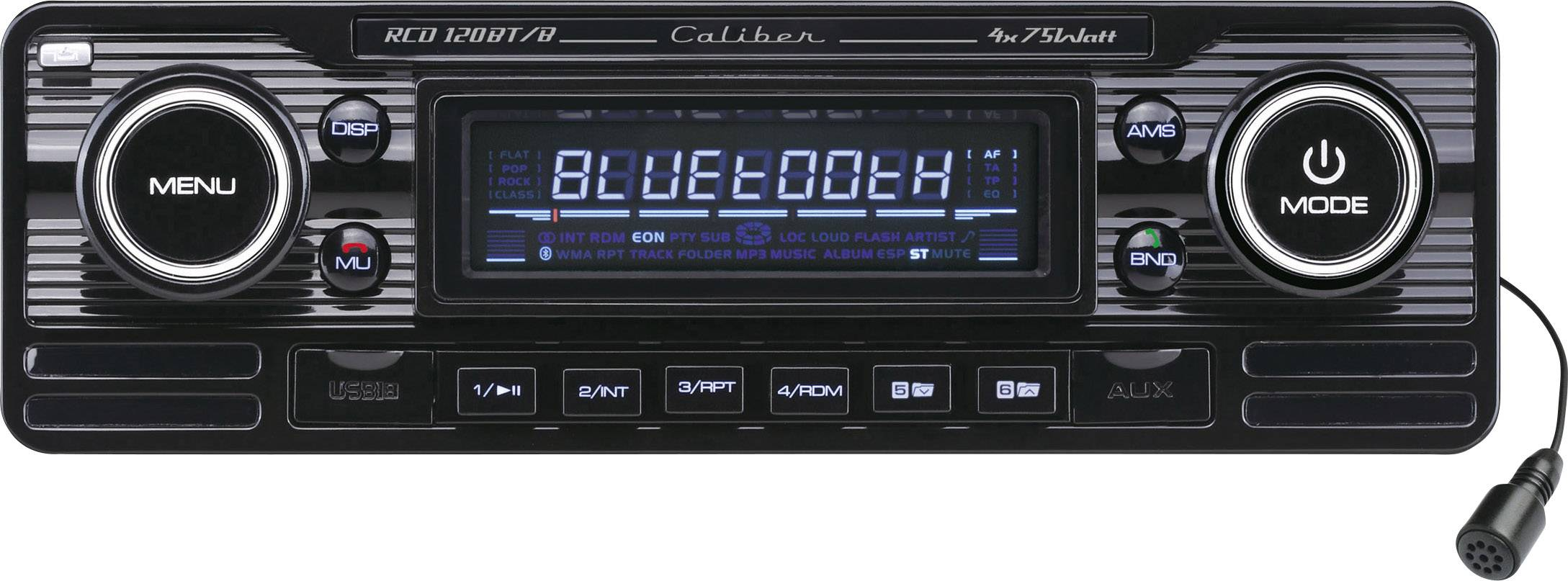 Caliber Audio Technology RCD-1