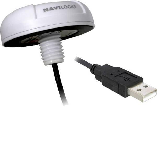 Tracker GPS - Navilock NL-8022MU Ricevitore GPS Bianco -