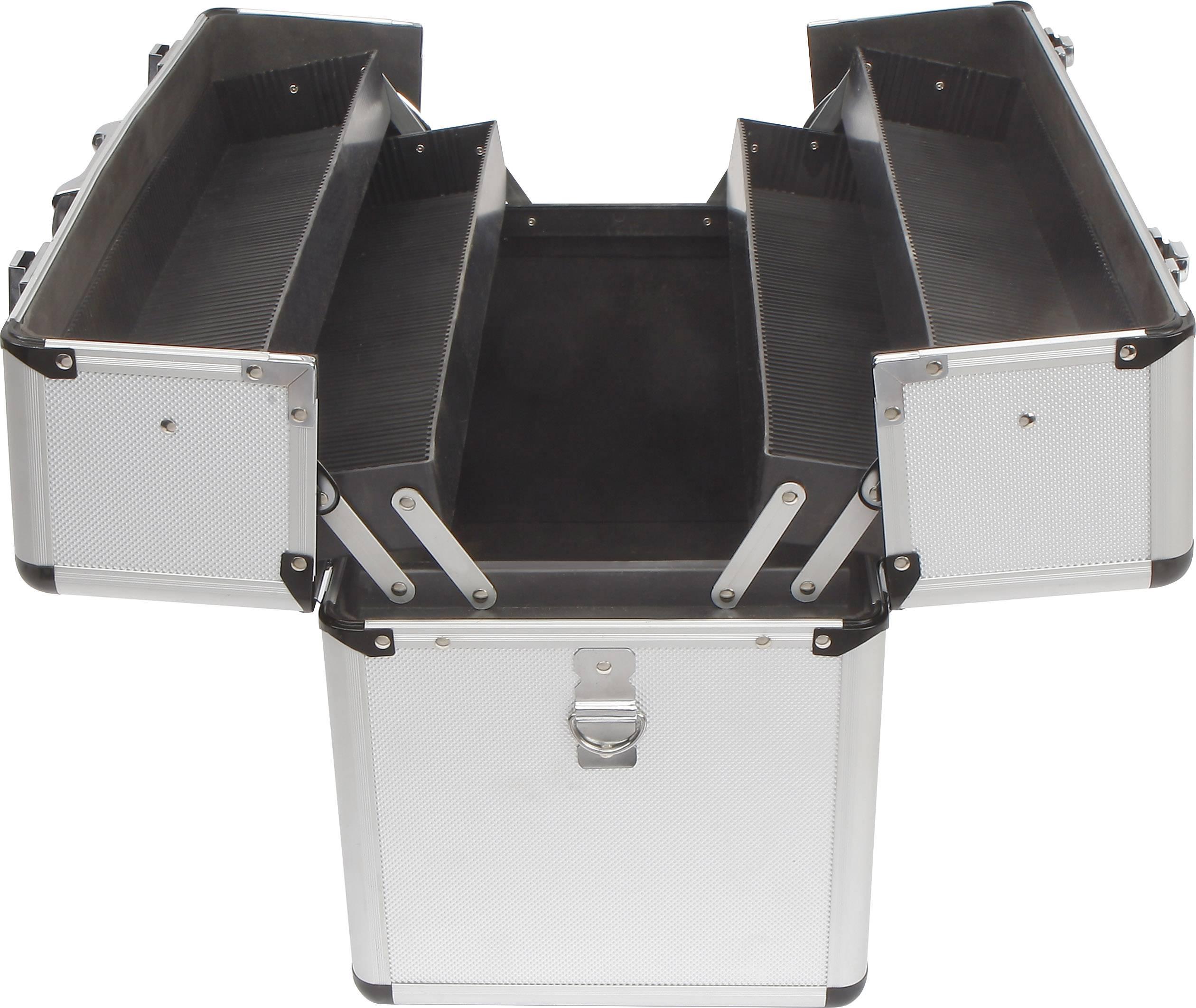 TOOLCRAFT 1409408 Universale Valigia pilota porta utensili senza contenuto (L x A x P) 450 x 320 x 225 mm