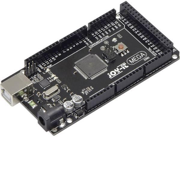 Kit e schede microcontroller MCU - Joy-it scheda compatibile con Arduino Mega™ 2560R3 -