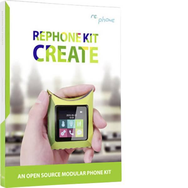 Kit esperimenti e pacchetti di apprendimento - Kit per costruire un cellulare Seeed Studio RePhone Kit Create 110040002 -
