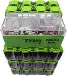 2 moduli TYVA agli ioni di litio da 3,2 a 3,6 V per pacco batterie ricaricabili in parallelo