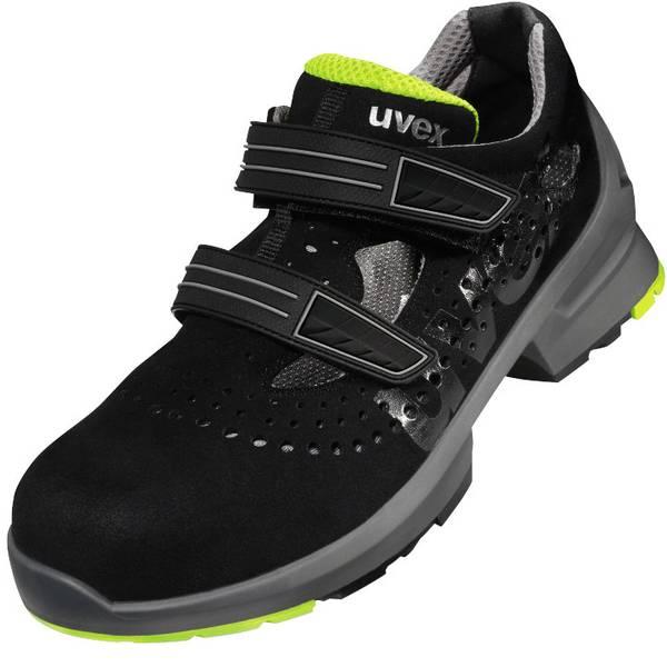Scarpe antinfortunistiche - Sandali di sicurezza S1 Misura: 41 Nero Uvex 1 8542841 1 Paia -