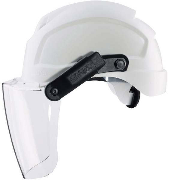 Schermi per la protezione del viso - Visiera di protezione Uvex pheos magnetic 9906003 Trasparente -