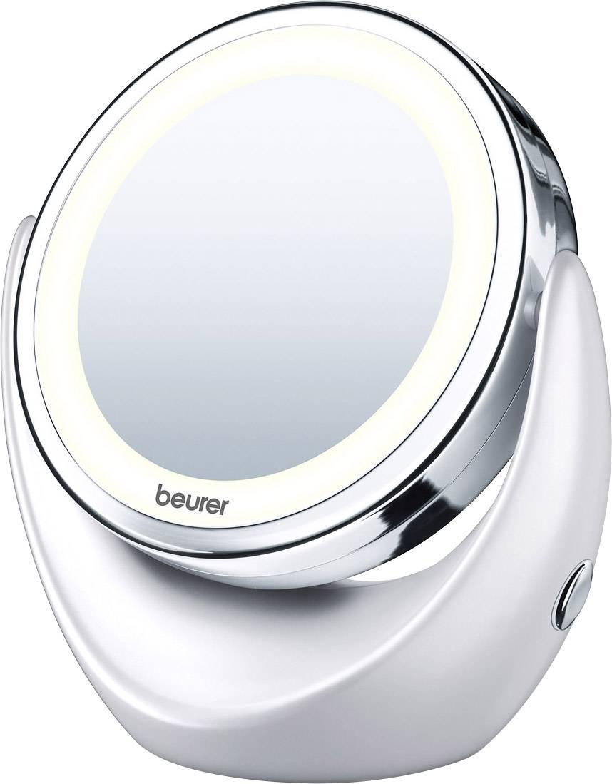 Specchio per il trucco con illumina